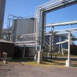 Väteperoxidanläggning
